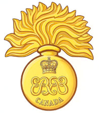 Canadian Grenadier Guard badge