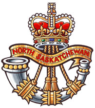 The North Saskatchewan Badge