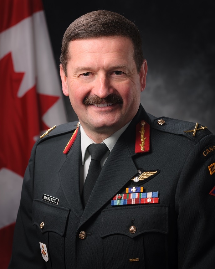 Brigadier-General Rob Roy MacKenzie