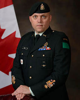 Sergeant Major, Canadian Forces Base Kingston
