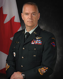 Chief Warrant Officer S. Hartnell