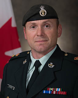Commander, 4th Canadian Division Training Centre