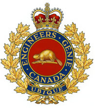 Combat Engineer Regiment Badge