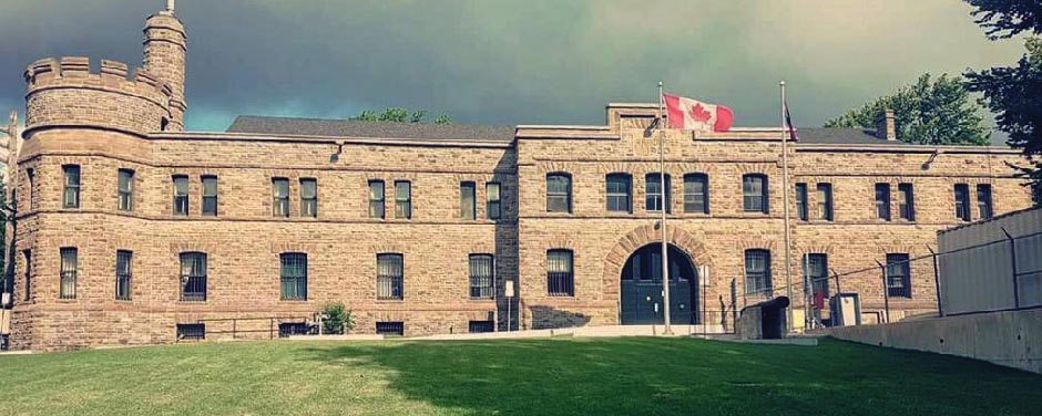 The Brockville Armoury